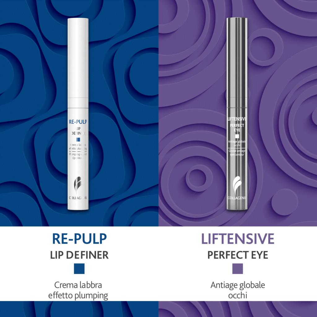 lip definer perfect eye re-pulp liftensive rimpolpante liftante definire riempire