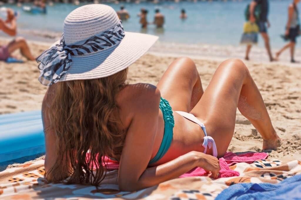 consigli collagenil per preparare la pelle al sole